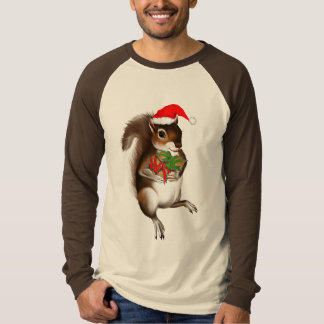 Yule Tide Squirrel Shirt