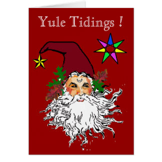 Yule Tidings Card