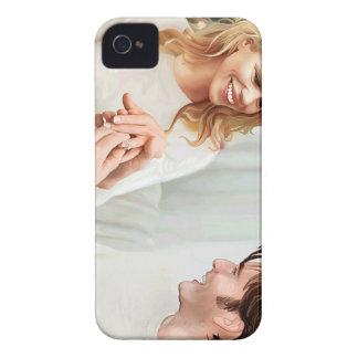 Yuletide Engagement Case-Mate iPhone 4 Cases