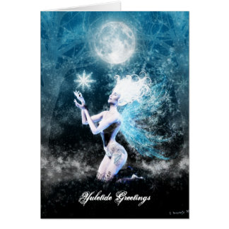Yuletide Greetings Card