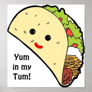 Yum in my Tum! Poster
