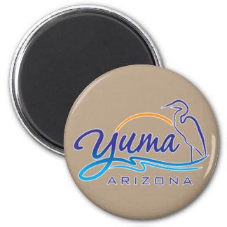 Yuma, Arizona 2 Inch Round Magnet