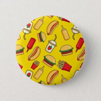 Yummy! 2 Inch Round Button