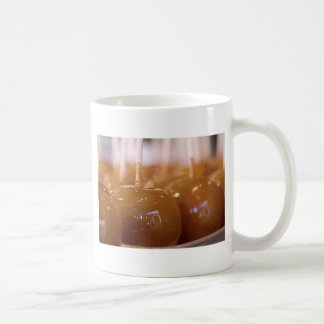Yummy Carmel Apples Coffee Mug