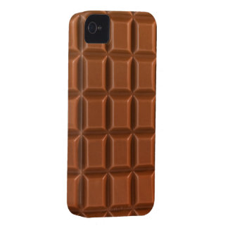 Yummy chocolate bar background iPhone 4/s case