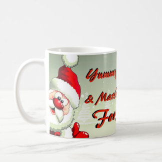 Yummy Cocoa for Santa Mug