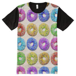 Yummy donuts pattern