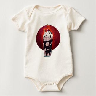 Yummy Drink of Doom Baby Bodysuit