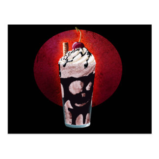 Yummy Drink of Doom Postcard