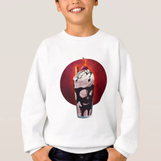 Yummy Drink of Doom Sweatshirt