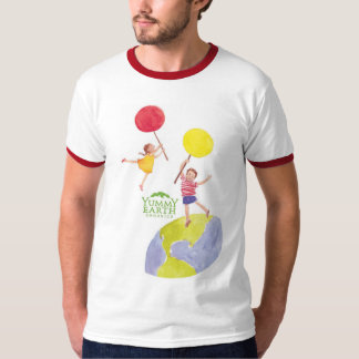 Yummy Earth Organic Lollipop Kids T-Shirt