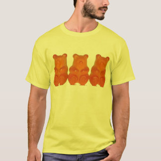 Yummy Gummy Adult T-Shirt