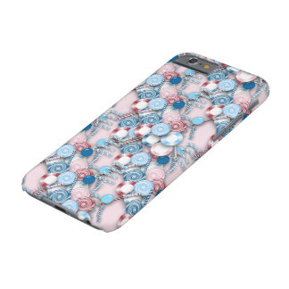 Yummy Hard Candy Design Barely There iPhone 6 Case