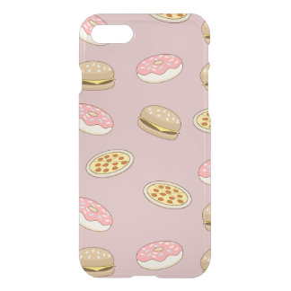 Yummy Junk Food iPhone 7 Case