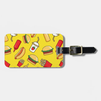 Yummy! Luggage Tag