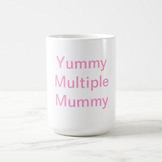 Yummy Multiple Mummy Coffee Mug