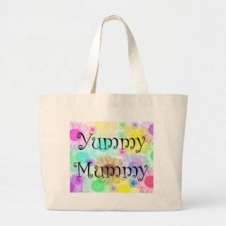 yummy mummy flowers bag