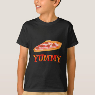 Yummy Pizza T-Shirt