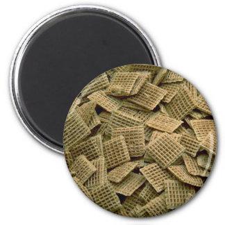 Yummy Shredded wheat Magnet