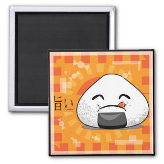 Yummy! Square Magnet