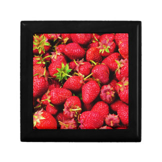 Yummy Strawberries Gift Box