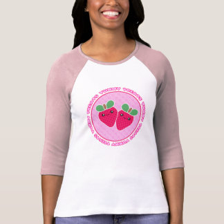 Yummy Treats Kawaii Strawberry T-Shirt