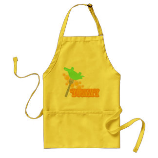 Yummy Turtle Apron