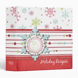 Yummy Winter Delights Recipe Binder