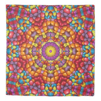 Yummy Yum Yum Kaleidoscope     Duvet Covers