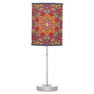 Yummy Yum Yum Kaleidoscope  Table Lamp