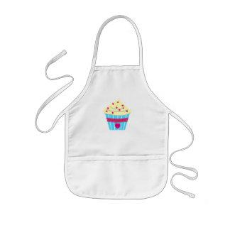 Yummylicious Cupcake Kids Apron