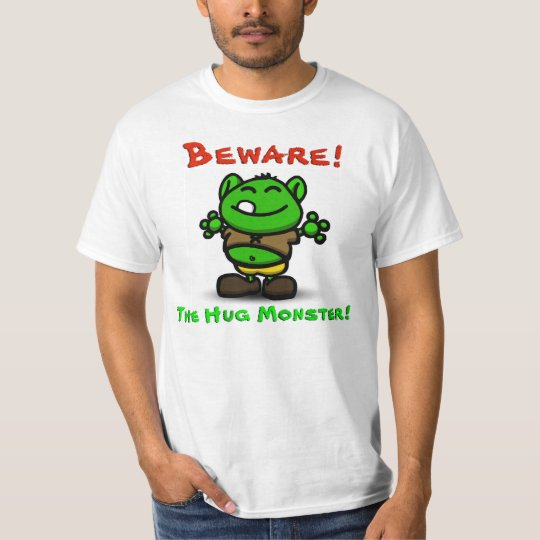 "Yummy's Official ""The Hug Monster"" Shirt"