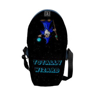 Yummy's TOTALLY WIZARD Fanny Pack Messenger Bag