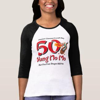 Yung No Mo 50th Birthday T-Shirt