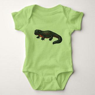Yunnan Lake Newt Baby Bodysuit