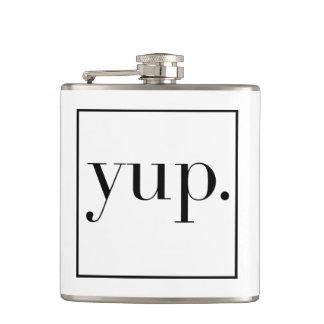 Yup Flask