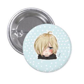 Yuri On Ice Button