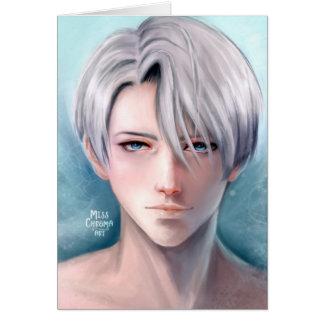 Yuri on Ice | Victor fanart Card
