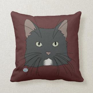 Yuri Throw Pillow