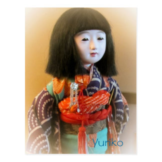 Yuriko Postcard