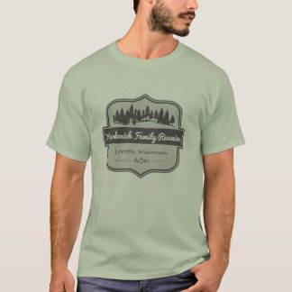 _Yurkovich Family Reunion T Light Color T-Shirt