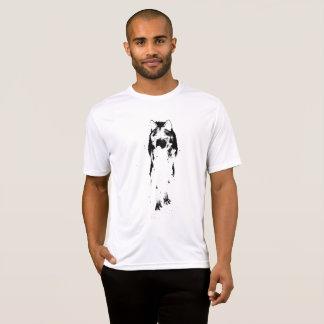 yuyass black wolf t-shirt