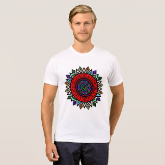 yuyass colorfull mandala 01 t-shirt