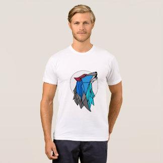 yuyass wolf moon mandala t-shirt