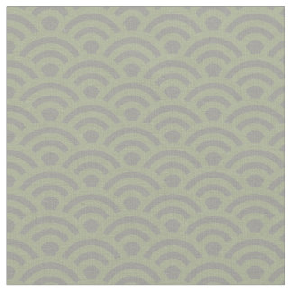 Yuzu Fishscale Fabric