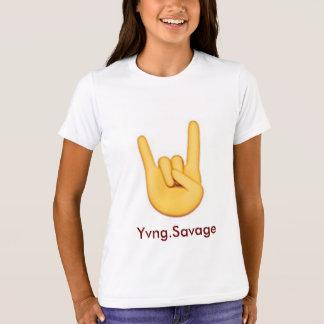Yvng savage shirt