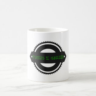 YXG LOGO#3 COFFEE MUG