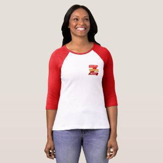 Z100.3 Logo T-shirt - Buzzard's Bay Chowder Alien