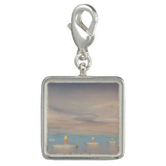 z+Candle steps - 3D render Photo Charms