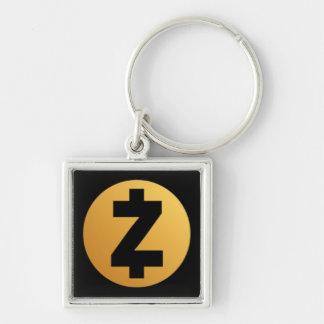 Z Cash Logo Key Chain